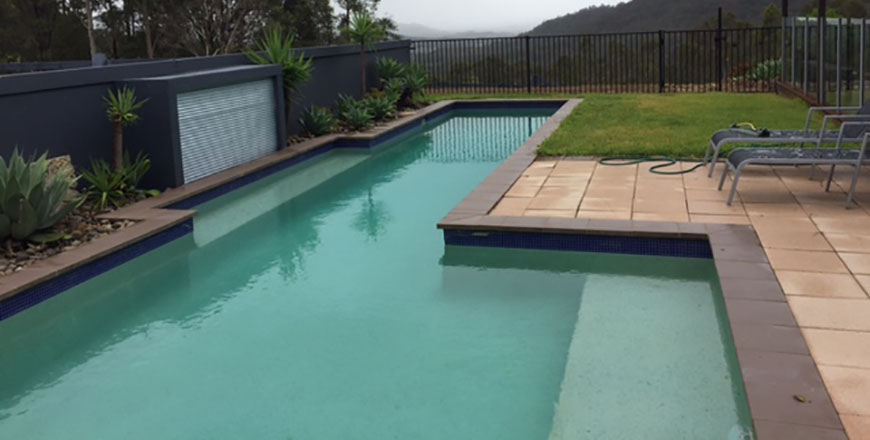 Residential Swimming Pool Service NSW