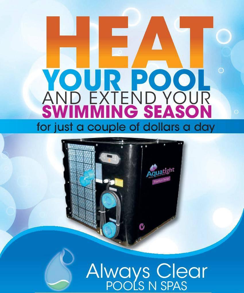 Pool Heater Installation Services Maitland NSW