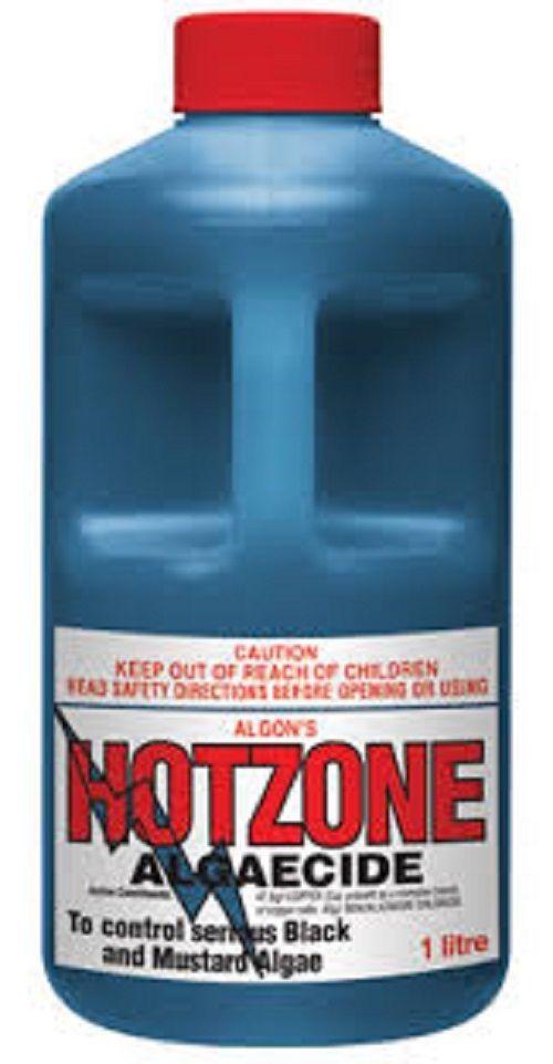 Algon Hotzone Algaecide Always Clear Pool Amp Spas