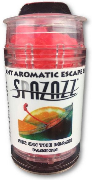 Spazazz Aromatherapy Beads 'Sex On The Beach'