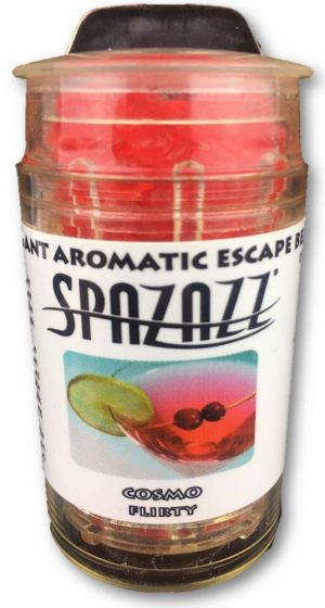 Spazazz Escape Aromatherapy Beads - FLIRTY 0.5OZ/15ML