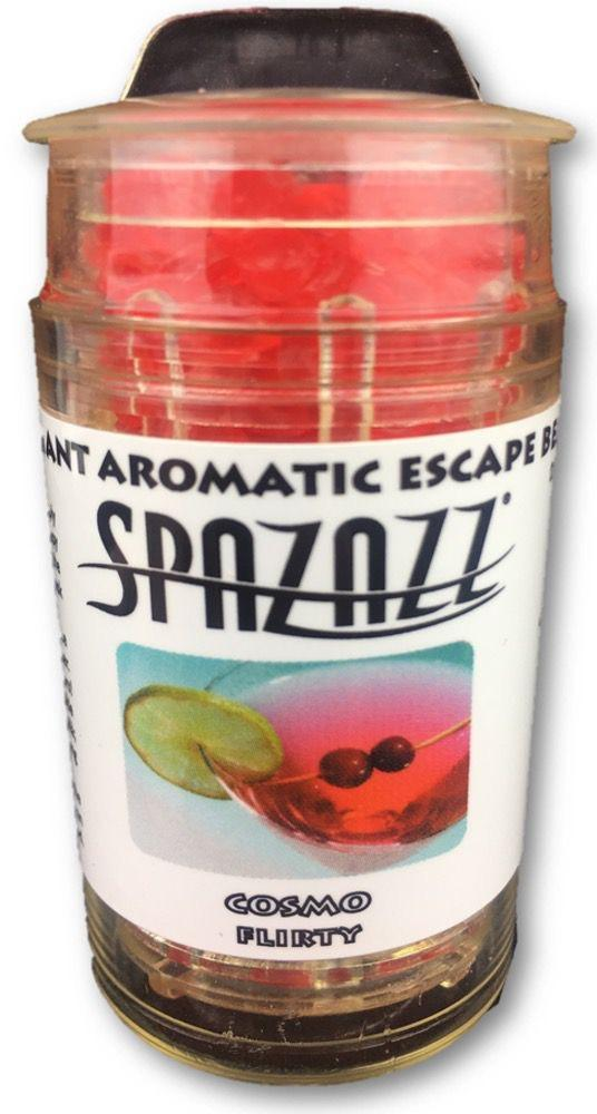 Spazazz Escape Aromatherapy Beads - FLIRTY 0.5OZ/15ML