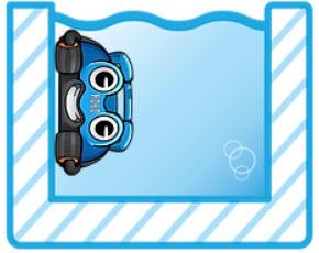 Robo-Tek Robotic Pool Cleaner