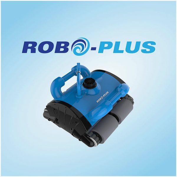 Robo-Tek Robo-Plus Robotic Pool Cleaner