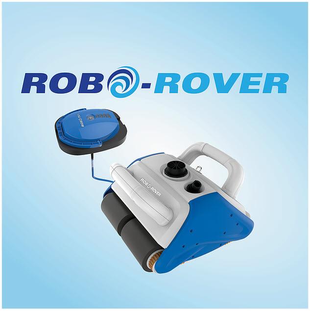 Robo-Tek Robo-Rover Robotic Pool Cleaner