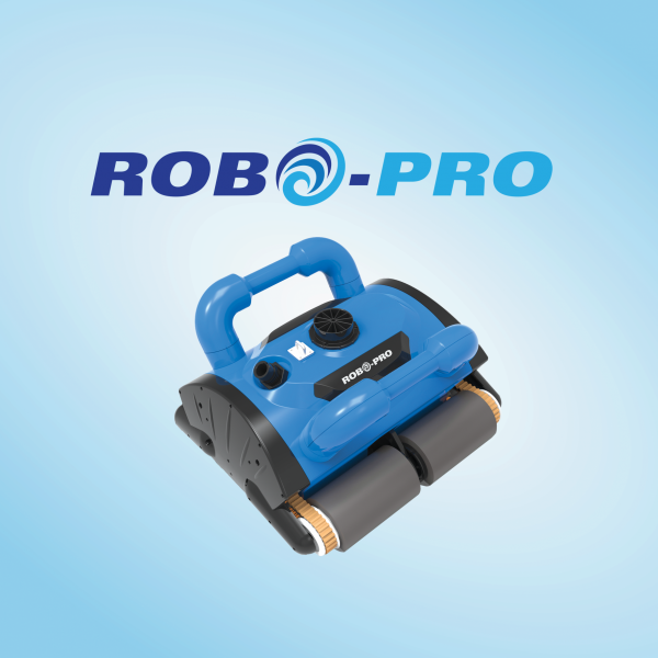 Robo-Pro Robotic Pool Cleaner