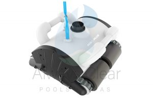Robo-Tek Robo-Plus White Robotic Pool Cleaner Limited Edition Colour